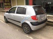 Cần bán lại xe Hyundai Getz MT đời 2009, màu bạc  giá 178 triệu tại Hà Nội