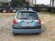 Bán Hyundai Getz đời 2009, màu xanh, xe nhập, giá chỉ 185 triệu giá 185 triệu tại Hà Nội