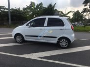 Bán Chevrolet Spark LT số sàn năm 2009, màu trắng biển HN xe 5 chỗ giá 126 triệu tại Hà Nội