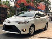 Bán xe Toyota Vios số sàn đập hộp tháng 03/2018 màu trắng cực mới giá 558 triệu tại Tp.HCM