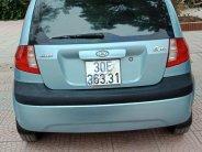 Bán xe Hyundai Getz năm 2009, màu xanh lam, xe nhập giá 215 triệu tại Hà Nội