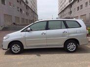 bán gấp Toyota Innova 2015 số sàn màu bạc mẫu mới giá 512 triệu tại Tp.HCM