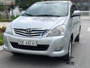 Cần bán gấp Toyota Innova 2.0G sản xuất 2009, màu bạc giá 410 triệu tại Hà Nội
