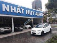 Bán Hyundai Accent 1.4AT sản xuất năm 2014, màu trắng, nhập khẩu giá 450 triệu tại Hà Nội