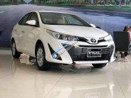 Bán xe Toyota Vios năm sản xuất 2018, màu trắng, giá chỉ 530 triệu giá 531 triệu tại Bắc Ninh