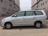 Bán gấp Toyota Innova 2015, số sàn, màu bạc mẫu mới giá 512 triệu tại Tp.HCM