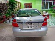 Cần bán gấp Daewoo Gentra SX 1.5 MT đời 2009, màu bạc giá cạnh tranh giá 180 triệu tại Thái Nguyên