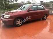 Cần bán Daewoo Lanos sản xuất 2002, màu đỏ, nhập khẩu nguyên chiếc   giá 110 triệu tại Ninh Bình