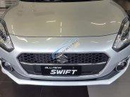 Bán ô tô Suzuki Swift GLX đời 2018, màu bạc, xe nhập giá 549 triệu tại Hà Nội