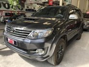 Bán xe Toyota Fortuner 2.5G đời 2015, màu xám xe đi ít chất xe còn đẹp, cam kết chất lượng có giảm giá cho khách hàng giá 890 triệu tại Tp.HCM