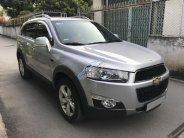 Cần bán xe Chevrolet Captiva 2014 LT số sàn màu bạc giá 517 triệu tại Tp.HCM