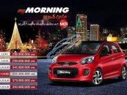Bán ô tô Kia Morning AT năm sản xuất 2018, màu đỏ, 290tr giá 290 triệu tại Tp.HCM