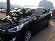 Cần bán Hyundai Accent sản xuất năm 2015, màu đen, nhập khẩu nguyên chiếc giá 425 triệu tại Hà Nội