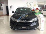 Cần bán xe Honda CR V L sản xuất 2018, màu đen, nhập khẩu nguyên chiếc giá 1 tỷ 83 tr tại Tiền Giang