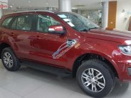 Cần bán Ford Everest sản xuất năm 2018, màu đỏ, nhập khẩu giá 1 tỷ 112 tr tại Hà Nội