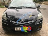 Bán Toyota Vios 2008, màu đen, giá chỉ 249 triệu giá 249 triệu tại Thanh Hóa