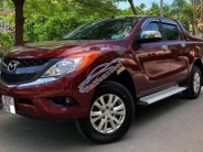 Bán Mazda BT 50 2.2 ATH 4x2 năm 2015, màu đỏ, 515 triệu giá 515 triệu tại Tp.HCM