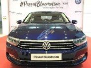 Bán Volkswagen Passat Hight năm sản xuất 2017, màu xanh lam, nhập khẩu nguyên chiếc giá 1 tỷ 480 tr tại Đà Nẵng