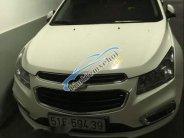 Bán xe Chevrolet Cruze LTZ sản xuất 2015, màu trắng xe gia đình, giá chỉ 480 triệu giá 480 triệu tại Tp.HCM