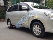 Cần bán Toyota Innova 2.0 MT 2012, màu bạc, giá 435tr giá 435 triệu tại Hà Nội