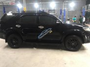 Bán ô tô Toyota Fortuner 2.7V 4x2 AT năm 2013, màu đen   giá 688 triệu tại Hà Nội
