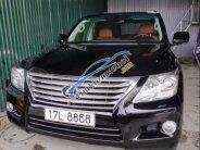 Bán Lexus LX 570 đời 2009, màu đen, xe 1 chủ đi giữ gìn giá 2 tỷ 750 tr tại Hà Nội