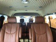 Gia đình cần bán gấp xe Toyota Hiace 2011, 10 chỗ ngồi, xe số sàn, biển số thành phố, màu xanh giá 360 triệu tại Tp.HCM