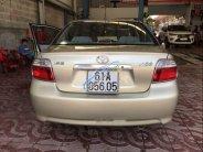 Cần bán lại xe Toyota Vios 2004, màu vàng, giá tốt  giá 220 triệu tại Bình Dương