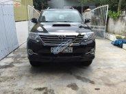 Bán ô tô Toyota Fortuner 2.5G 2016, màu đen số sàn giá 875 triệu tại Đà Nẵng