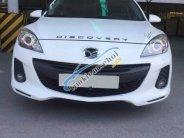 Bán Mazda 3 AT sản xuất 2012, màu trắng, xe thật đẹp giá 479 triệu tại Hải Phòng
