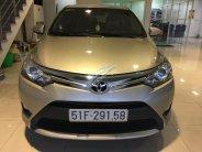 Bán Toyota Vios G đời 2015, màu bạc, giá chỉ 500 triệu, 29.000km giá 500 triệu tại Tp.HCM