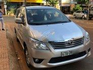 Bán xe Toyota Innova 2.0E đời 2013, màu bạc   giá 495 triệu tại Đắk Lắk