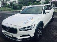 Bán Volvo V90 sản xuất 2018 màu trắng giá 3 tỷ 168 tr tại Hà Nội
