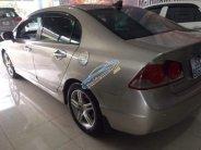 Bán xe Civic 2.0L tự động sx 2008, xe màu vàng cát giá 379 triệu tại Hà Nội