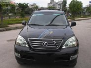 Bán xe Lexus GX 470 năm 2008, màu đen, nhập khẩu nguyên chiếc giá 1 tỷ 500 tr tại Thái Nguyên