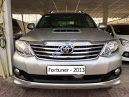 Cần Bán Toyota Fortuner máy dầu, màu bạc 2013, chạy 89000km giá 788 triệu tại Tp.HCM
