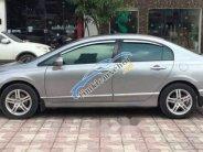 Cần bán Honda Civic 2.0 i-Vtec sản xuất năm 2008, màu xám, giá tốt giá 385 triệu tại Hà Nội