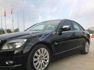 Cần bán gấp Mercedes C200 Elegance năm 2008, màu đen, 410 triệu giá 410 triệu tại Hà Nội