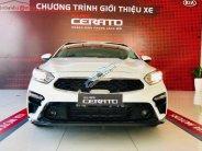Bán Kia Cerato 1.6 AT sản xuất năm 2018, màu trắng, giá chỉ 635 triệu giá 635 triệu tại Tp.HCM