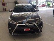 Bán xe Toyota Yaris G sản xuất 2015, màu xám (ghi), xe nhập, giá thương lượng giá 630 triệu tại Tp.HCM