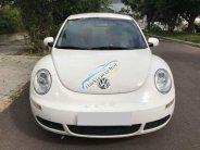 Cần bán lại xe Volkswagen New Beetle 1.6 AT đời 2009, màu trắng, nhập khẩu nguyên chiếc giá 490 triệu tại Bình Định