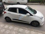 Cần bán Hyundai Grand i10 1.2 AT năm 2018, màu trắng giá 412 triệu tại Hà Nội