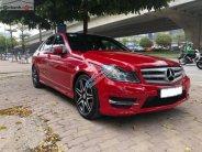 Bán Mercedes C300 AMG năm 2014, màu đỏ, giá tốt giá 980 triệu tại Hà Nội