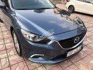 Bán Mazda 6 sản xuất 2015 màu xanh lam, trả trước 190 triệu là có xe chạy giá 739 triệu tại Hà Nội