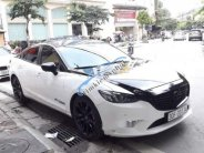 Cần bán Mazda 6 2.0 Premium sản xuất 2017, màu trắng chính chủ giá 850 triệu tại Hà Nội