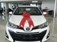 Bán Toyota Yaris 1.5G CVT năm sản xuất 2018, màu trắng, nhập khẩu giá 650 triệu tại Thanh Hóa