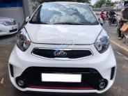Bán xe Kia Morning Si 1.25 AT sản xuất năm 2017, màu trắng, 385 triệu giá 385 triệu tại Hà Nội