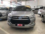 Bán xe Innova E sản xuất 2017 màu bạc, giảm ngay 30tr cho khách hàng xem xe thiện chí giá 760 triệu tại Tp.HCM
