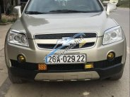 Bán Chevrolet Captiva đời 2007, màu vàng số tự động  giá 278 triệu tại Hà Nội