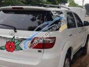 Cần bán Toyota Fortuner AT 2009, màu trắng, xe đẹp giá 480 triệu tại Đà Nẵng
